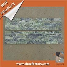 Green Quartzite Capping Stone Coping Stone, Green Quartzite Paving, Green Quartzite Walling, Cultured Stone