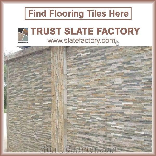 Home U003eu003e Cultured Stone Ledge U003eu003e Himalaya Quartzite Interior Stone Veneer,  Beige Quartzite Ledgestone, Yellow Slate Stone Panels