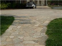 China Yunnan Bluestone Cube Stone & Pavers,Courtyard Road Pavers,Exterior Pattern