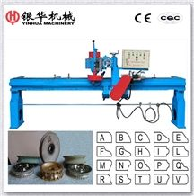Stone Shapes Profiling and Gringding Machine