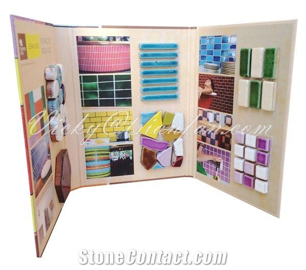 mosaic tile display sample catalogue from china stonecontact com
