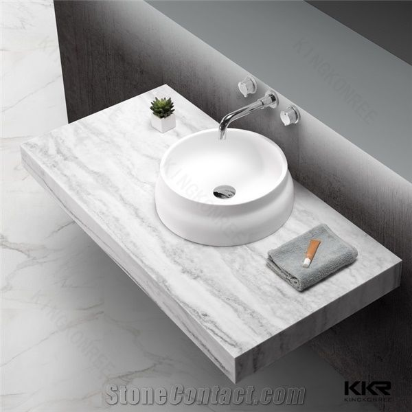 Corian Bathroom Sinks And Countertops: Corian Acrylic Solid Surface Countertop Stain-Resistant