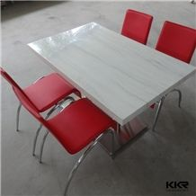 Dubai Style Custom Design Furniture,Solid Surface Coffee Tables 4 Seater Dining Tables and Chairs