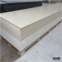 Kkr Factory Wholesales Price Man Made High Quality Solid Surface Sheet for Sales
