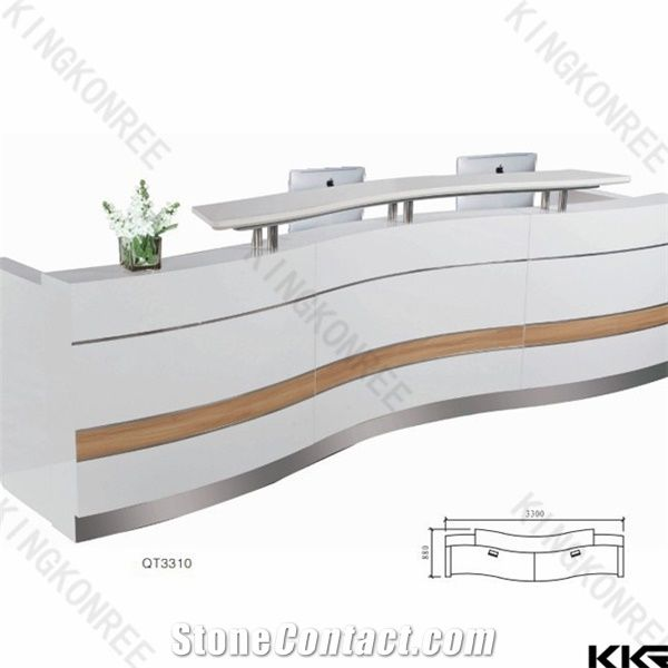 Modern Fabulous Square Shape Corian Acrylic Solid Surface Table