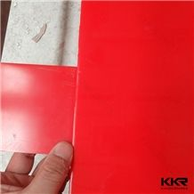 Shenzhen Kkr Factory Price Decorative Stone Solid Surface Corian Sheet