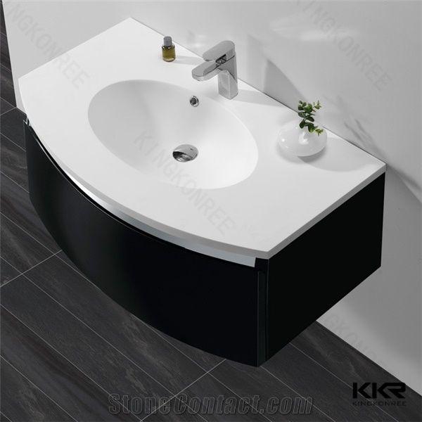. Simple But Creative Design High Gloss Painting Soft Closer 3d Effect