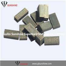 Diamond Segments Cutting Tools for 1400mm Diamond Circular Blade Segment for Marble Block Cutting