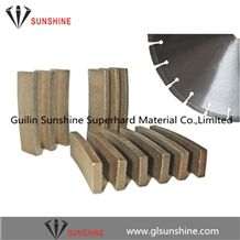 Granite Cutting Top Quality Diamond Saw Blade Diamond Segments