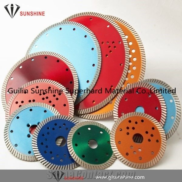 Samller Discs Top Quality 4 Diamond Saw Blade 105mm For Sandstone And Lava Stone From China Stonecontact Com
