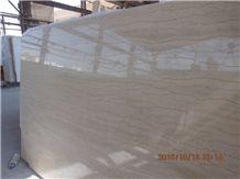 New Silvia, Silvia Marble Tiles & Slabs, Beige Polished Marble Flooring Tiles, Walling Tiles