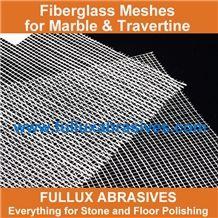 Fullux Fiberglass Mesh for Marble Backing