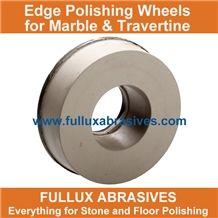 Marble Abrasives Magnesite Edge Chamfering Wheel