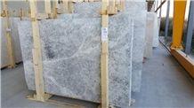 Tundra Grey Marble Slabs & Tiles