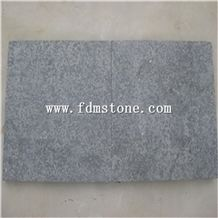 Blue Limestone Flamed Tiles for Pool Coping