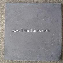 Blue Limestone Honed & Tumbled Pavers, Grey Limestone Cube Stone & Pavers, Flooring Tiles,Pool Decks Tiles Pool Terraces Customized Natural Blue Limestone Products