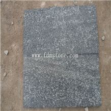 China Black Quartzite Flamed Pavers,Pool Tiles,Wall Cladding 600x300 for Sales,China Flamed Black Diamond Wall & Floor Tiles