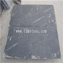 New China Kashmir Black Granite,Snow Black Granite Slabs,Flamed Snow Grey Granite for Sales