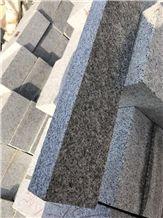 Pohorski Tonalit Granite Road Kerbstone, Pohorski Tonalit Grey Granite Kerbstones