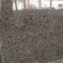 China Tropic Brown Granite/China Golden Diamond Granite/Hebei Tropic Brown Granite