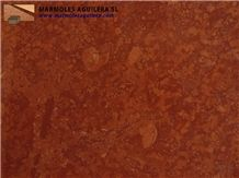 Red Rosso Rojo Marble Al-Andalus - Polished