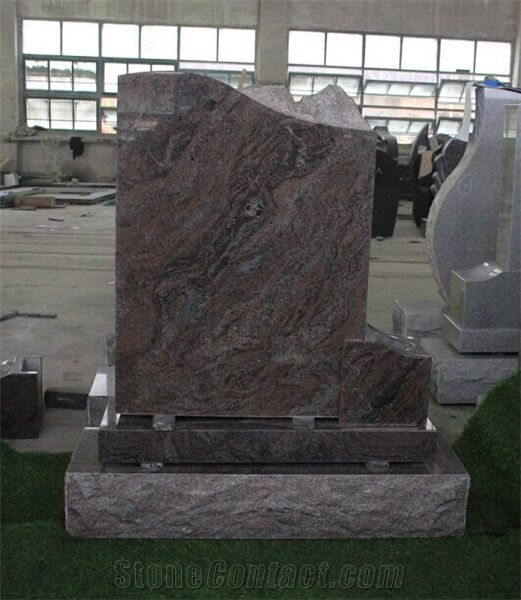 Paradiso Granite Mountain Top Monument Tombstone From