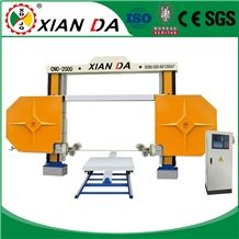 Cnc-2000 Cnc Diamond Wire Saw Machine