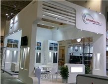 Stand Design and Stall Design & Fabrication for Xiamen Stone Fair