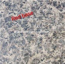 G304 Leopard Skin Granite Tiles/Red Leopard Skin Granite Panel/China Leopard Flower Granite Tiles/Zhangpu Leopard Flower Cut to Size/ Leopard Spot Red Base Tile/Granite Tile for Wall Cladding