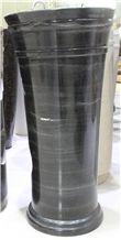 Wash Basin Best Selling Commercial Wash Basin Buyer Price Black Marble Sink