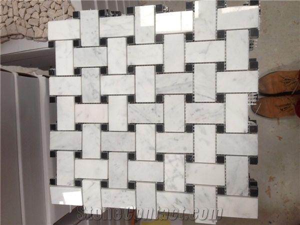 Italian Carrara Bianco 2x4