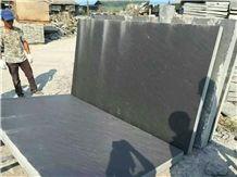 China Black Slate Split Slabs Tile