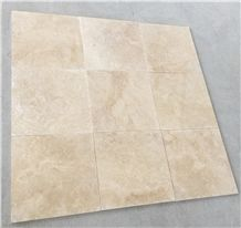 Premium Travertine Tiles Honed and Filled