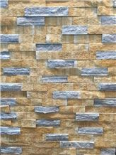 Best Price Slate Nature Cultured Stone Panel/Wall Panel/Ledge Stone/Veneer/Stacked Stone for Wall Cladding/Decorative Format Tile/Feature Wall/Ledge Stone/Marble & Granite Culture Stone
