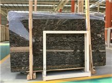 Hot Sale Black Gold Marble Slabs & Tiles/Black Gold Flower Portopo China Marble Big Slabs/Chinese Black Gold Marble/Black Gold Flower Marble/Luxury & Good Price Marble/New Polished/Yunnan Black Marble