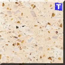 Artificial Quartz Stone Tiles Solid Surface Slabs
