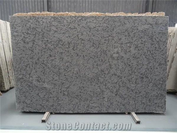 Own Factory Luxury Brazil Versace Black Granite Metallica Matrix Metal Granito Saint Louis Slabs