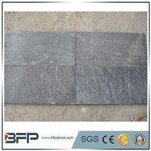 Alta Mica Quartzite,Polar Quartzite,Norwegian Alta Quarzite,Black Quartz Tiles,Flamed Quartz Floor Tiles