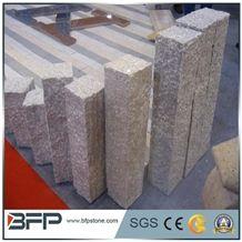 G602 Grey Granite Landscaping Stone, Antique Garden Stone Decorative , Natural Granite Palisade