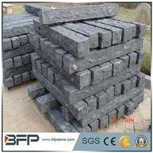 Grey Granite Decorative Pillars/Landscaping Palisade/Natural Stone Pillar in Garden for Decoration