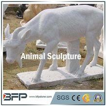 Handcarved Animal Sculpture, Garden Sculpture, Landscape Sculpture