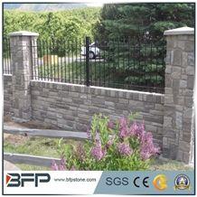 Slate Gates Columns,Slate Gate Post, Slate Gate Pillars, Slate Fence Palisade