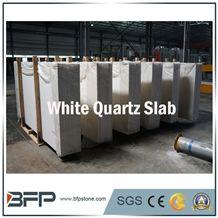 White Quartz Slabs, Pure White Quartz
