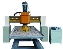 Plc Marble and Granite Automatic Polishing Machine with Single Head