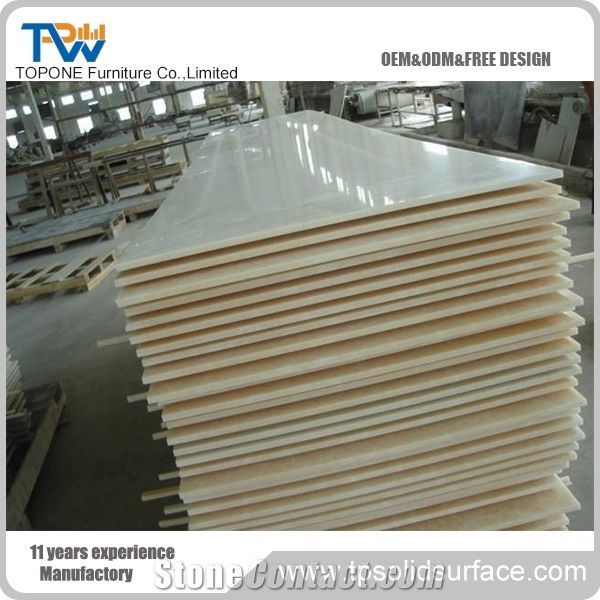 China Factory Price High Quality Corian Solid Surface Sheet