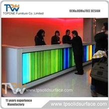 Welcome Wholesales Best Quality Promotional Reception Desk Medical