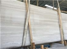 Wooden White Marble,Chinese Serpegiante Wood,White Wooden Marble,China Serpeggiante Marble,Chinese Grey Wood Veins Marble Big Slabs & Tiles & Gangsaw Slabs & Strips(Small Slabs) & Customized