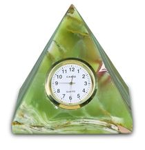 Pyramid Clock