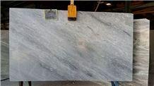 Sky White Marble Slabs
