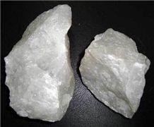 Feldspar and Quartz